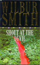 wilbur smith shout at the devil