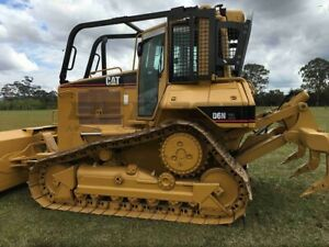 Screens and Sweeps Set fits CAT D6N Bulldozer