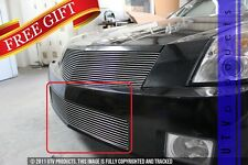GTG 2004 - 2009 Cadillac XLR 1PC Polished Bumper Billet Grille Grill Insert