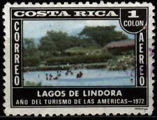 [Z5] Costa Rica 1972 Mi 838 Lagos de Lindora