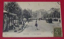 CPA CARTE POSTALE 1918 FRANCE HTE-GARONNE 31 TOULOUSE PLACE ESQUIROL