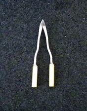 PYROGRAPHY TOOL PEN: SPEAR NIB 3 mm BRASS SHANKS