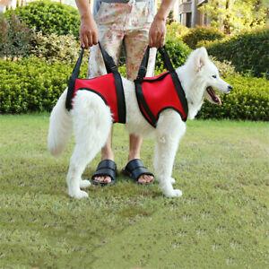 Pet Dog Lifts Support Vest Harness Injury Old Dog Back Hip Assist Help Carrier