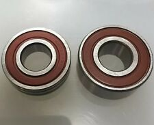 Pair New Front Snout Bearings Genuine EATON Supercharger LSA LS9 LT4 Engine