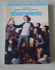 Shameless First Season DVD Three Disc