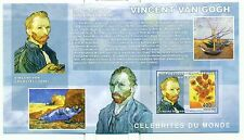 V. VAN GOGH - CONGO 2006 block imperforated