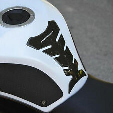Motorrad Carbon Muster Tankschutz Pad Protector Vinyl Aufkleber Decal Tankpads