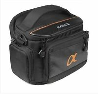 New Camera Case Bag for sony A65 A77 A550 A37 A55 A290 A390 A580 A57 A450 A33