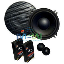 "AUTHENTIC MOREL® TEMPO 6 6-1/2"" 2-Way CAR COMPONENT SPEAKERS SYSTEM 6.5"" *NEW*"