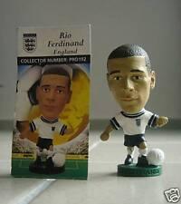England Corinthian Prostars RIO FERDINAND figurines
