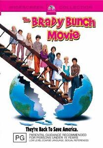 The Brady Bunch Movie (DVD, 2003) Region 4