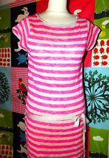 TOPSHOP ROBE DRESS TRENDY SOIREE FINE LAINE T UK 8 OU 36/38