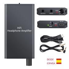 16-150Ω Mini HIFI auriculares Amplificador audio con Cable de audio de 3,5 mmAUX