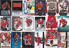 Huge 800+ CHICAGO BLACKHAWKS Card Collection/Lot:AUTOGRAPHS,JERSEY,STARS,ROOKIES