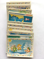 Care Bears Panini Stickers from 1985 (select the ones you want)