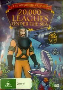 A Storybook Classic - 20,000 Leagues Under the Sea (DVD)