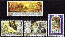 2005 Malte Noël ensemble complet SG 1450 - 1453 non montés Comme neuf
