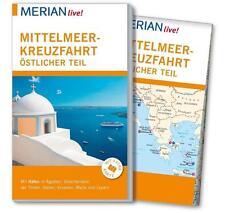 Reiseführer Mittelmeer Kreuzfahrt östlicher Teil 2016/17, Merian live, ungelesen