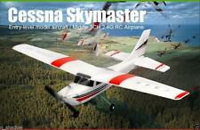 WLtoys F949 3CH 2.4G Cessna 182 Micro RC Airplane RTF 2017 NEW