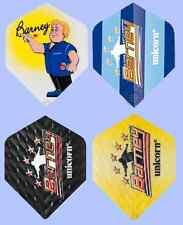 4 x Sets R Dart Flights. Raymond Van Barneveld Flights. Barney Dart Flights. RVB
