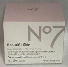 No.7 Beautiful Skin Day Cream / Normal / Dry, Sunscreen SPF 15