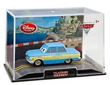 Disney Store Cars 2 Vladimir Die Cast Car In Collector's Case