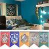 For Harry Potter Banner Flag House Pattern Home Decor Magic Four Gryffindor