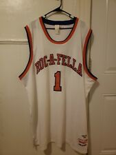 Mitchell & Ness ROC-A-FELLA Jay-Z Retirement Jersey Limited Edition Size:60