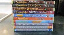 Veggie Tales & Other Animated Movies/Shows, Don Knotts & Tim Conway FREE Ship