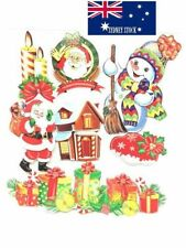 Christmas 3D Wall Stickers