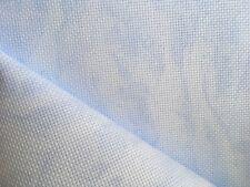 Zweigart Vintage Blue Sky  14 count Aida  50cm x 55 cm
