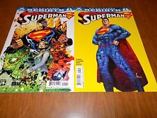 Superman #1 REBIRTH, regular & variant covers - NM or better - HOT, HOT!