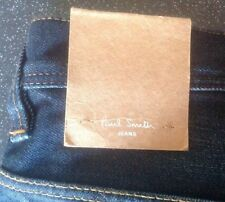 Paul Smith Long Classic Fit, Straight Rise 34L Jeans for Men