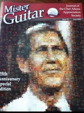 Mister Guitar Issue 72 June 2009,Journal Of The Chet Atkins Appreciation Society