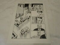 Marvel Captain America Issue #40 Page 6 Original Comic Book Art by Bob Layton
