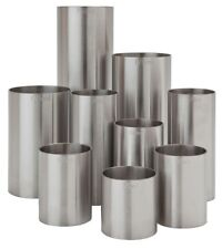 More details for stainless steel spirit thimble measure wine jigger 25/35/50/70/125/175/250ml ce