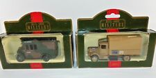 Lledo Days Gone Military Collection 35003 1932 Dennis Limousine 28016 Mack Lorry