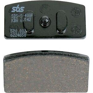SBS - 520HF - HF Ceramic Brake Pads BMW R60 /7
