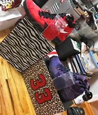 Kith X Nike Air Maestro II 2 High Pippen Red Fieg Size 7