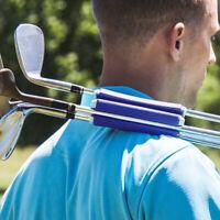 Golf Club Bracket Hand-held High-quality Organizer For Driving Range Cart Path
