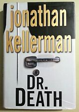 Alex Delaware: Dr. Death No.14 by Jonathan Kellerman (2000,Hardcover Book) 1stEd