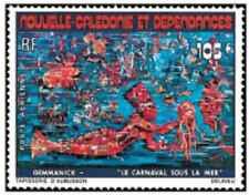Timbre Arts Nouvelle Calédonie PA185 ** lot 24210