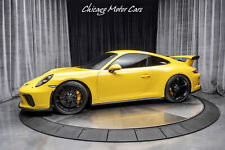 New listing 2018 Porsche 911 Gt3 Pccbs Carbon Buckets Msrp $171k+ Soul Exhaust!