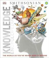 Knowledge Encyclopedia, Hardcover by Smithsonian Institution (COR)