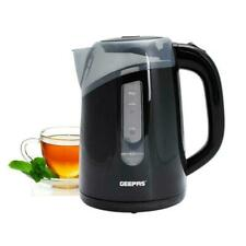 Geepas GK38027 1.7L Electric Kettle - Black