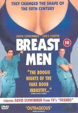 Breast Men DVD David Schwimmer Chris Cooper Brand New and Sealed