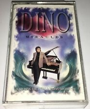 DINO......MIRACLES Piano Gospel Cassette 1D