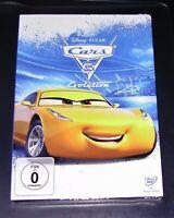 Cars 3 Evolutuin Walt Disney DVD IN Cofanetto Veloce Spedizione Nuovo &