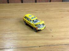 Majorette Volvo XC90 Patrouille SOS Car Model Yellow Diecast