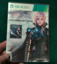 Final Fantasy XIII Lightning Returns XBOX 360 GAME TESTED